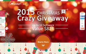 2015 CHRISTMAS Crazy Giveaway