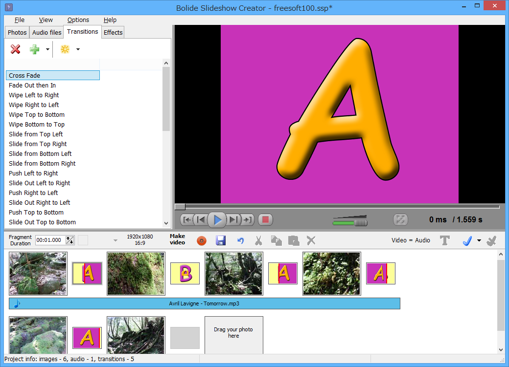 Скачать bolide slideshow creator rus portable
