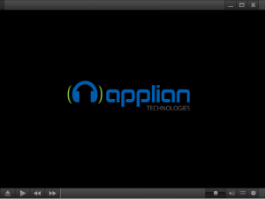 Applian FLV and Media Player のスクリーンショット