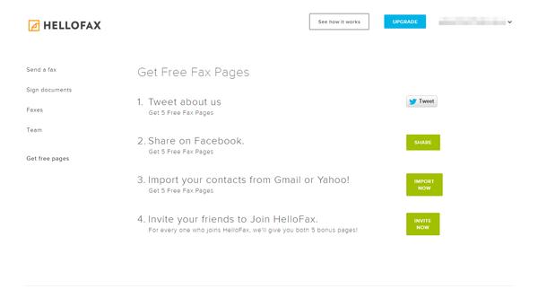 hellofaxの評価 使い方 フリーソフト100